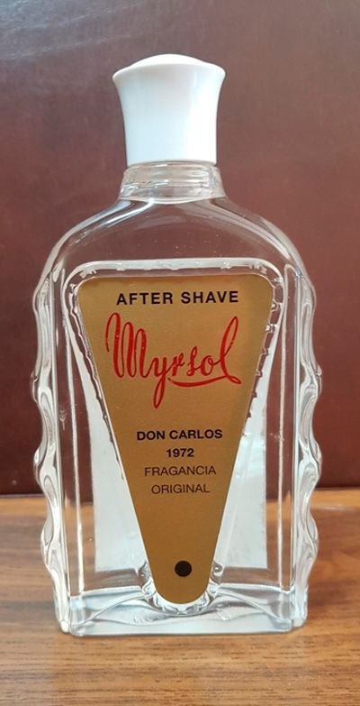 After Shave Don Carlos